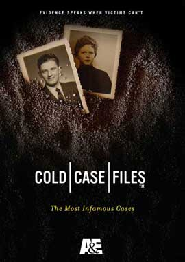 Cold Case Files (TV) - 11 x 17 TV Poster - UK Style A