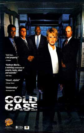 Cold Case - 11 x 17 TV Poster - Style B