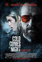 """Cold Comes the Night"" Movie Poster"