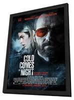 Cold Comes the Night - 11 x 17 Movie Poster - Style A - in Deluxe Wood Frame