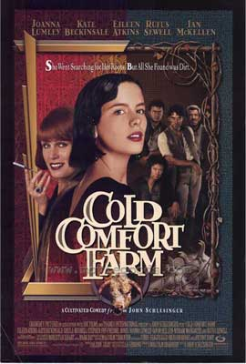 Cold Comfort Farm - 11 x 17 Movie Poster - Style A