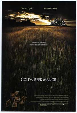 Cold Creek Manor - 11 x 17 Movie Poster - Style A
