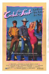Cold Feet - 43 x 62 Movie Poster - Bus Shelter Style A