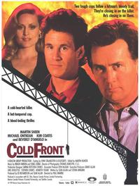 Cold Front - 27 x 40 Movie Poster - Style A