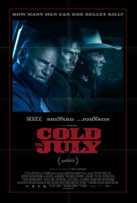 Cold in July - 27 x 40 Movie Poster - Style A