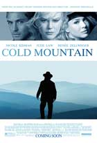 Cold Mountain - 27 x 40 Movie Poster - Style F