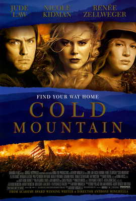 Cold Mountain - 27 x 40 Movie Poster - Style A