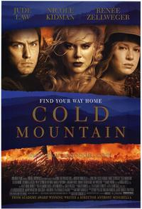Cold Mountain - 43 x 62 Movie Poster - Bus Shelter Style A