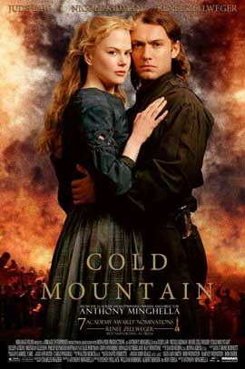 Cold Mountain - 27 x 40 Movie Poster - Style C