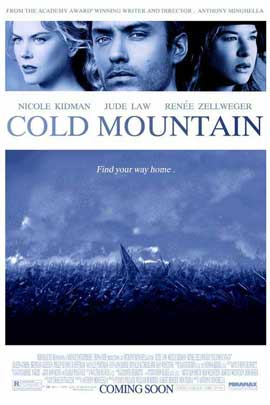 Cold Mountain - 27 x 40 Movie Poster - Style B