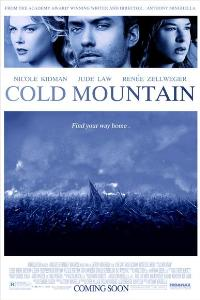 Cold Mountain - 43 x 62 Movie Poster - Bus Shelter Style B