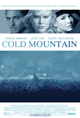 Cold Mountain - 27 x 40 Movie Poster - Style E