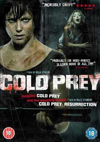Cold Prey 2 - 11 x 17 Movie Poster - UK Style A