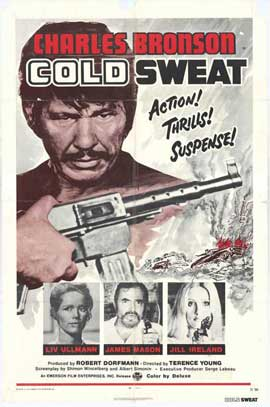 Cold Sweat - 11 x 17 Movie Poster - Style A