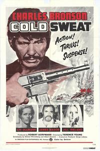 Cold Sweat - 27 x 40 Movie Poster - Style A