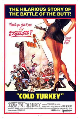 Cold Turkey - 11 x 17 Movie Poster - Style A