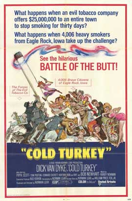Cold Turkey - 11 x 17 Movie Poster - Style B