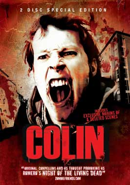 Colin - 11 x 17 Movie Poster - Style B