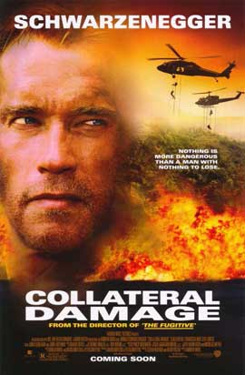 Collateral Damage - 11 x 17 Movie Poster - Style A