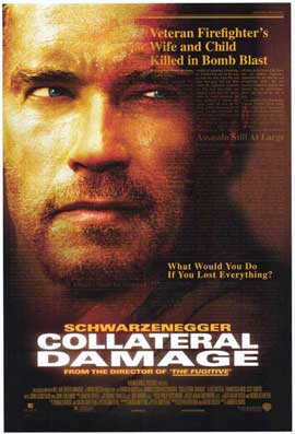 Collateral Damage - 27 x 40 Movie Poster - Style B