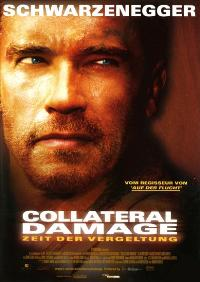 Collateral Damage - 11 x 17 Movie Poster - Style D