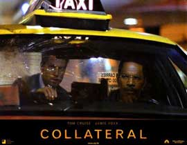 Collateral - 11 x 14 Poster German Style A