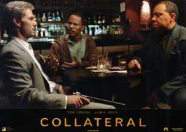 Collateral - 11 x 14 Poster German Style F