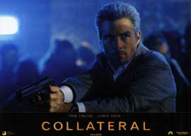 Collateral - 11 x 14 Poster German Style H