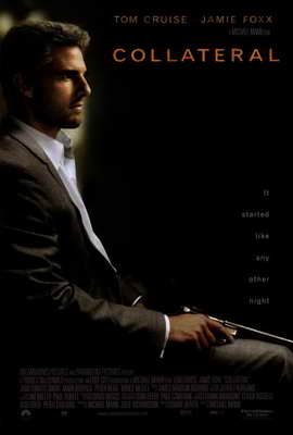 Collateral - 27 x 40 Movie Poster