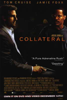 Collateral - 27 x 40 Movie Poster - Style C