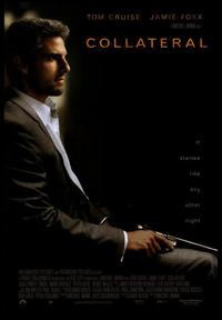Collateral - 43 x 62 Movie Poster - Bus Shelter Style A
