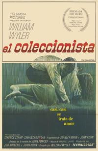 The Collector - 11 x 17 Movie Poster - Spanish Style A