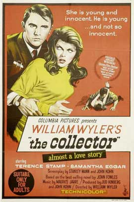 The Collector - 11 x 17 Movie Poster - Australian Style A