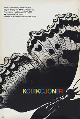 The Collector - 27 x 40 Movie Poster - Polish Style A