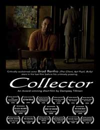 Collector - 43 x 62 Movie Poster - Bus Shelter Style A
