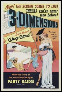 College Capers - 11 x 17 Movie Poster - Style A