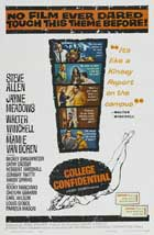 College Confidential - 11 x 17 Movie Poster - Style C