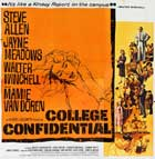 College Confidential - 30 x 30 Movie Poster - Style A