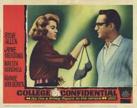 College Confidential - 11 x 14 Movie Poster - Style B