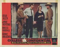 College Confidential - 11 x 14 Movie Poster - Style G