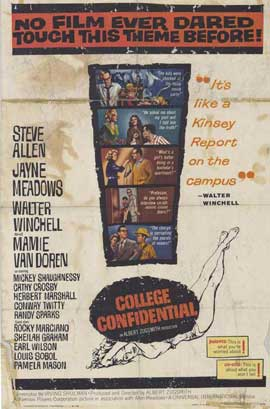 College Confidential - 11 x 17 Movie Poster - Style A