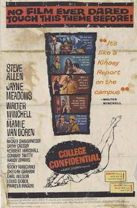 College Confidential - 27 x 40 Movie Poster - Style A
