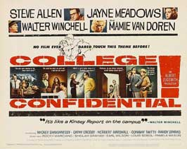 College Confidential - 11 x 14 Movie Poster - Style A