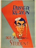 College - 11 x 17 Movie Poster - German Style A