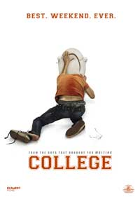 College - 11 x 17 Movie Poster - Style C