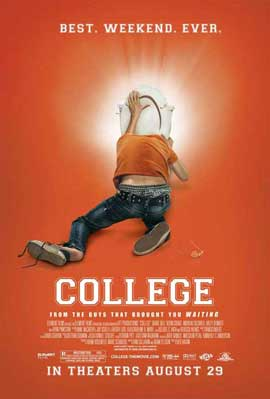 College - 27 x 40 Movie Poster - Style C