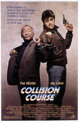 Collision Course - 11 x 17 Movie Poster - Style B