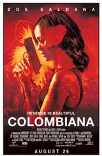 Colombiana - 11 x 17 Movie Poster - Style D