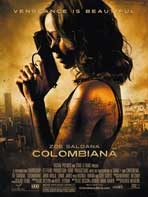 Colombiana - 43 x 62 Movie Poster - Bus Shelter Style C