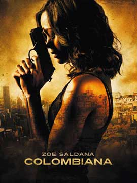 Colombiana - 11 x 17 Movie Poster - Style A